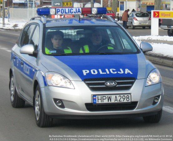 Policja Nowy Sącz: Ponad 260 mandatów efektem akcji SPEED przeprowadzonej w Nowym Sączu